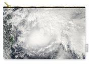 Tropical Storm Ida In The Caribbean Sea Carry-all Pouch