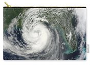 Tropical Storm Isaac Moving Carry-all Pouch