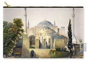 Turkey: Hagia Sophia, 1852 Carry-all Pouch by Granger