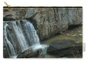 Turtle In The Rocks Carry-all Pouch