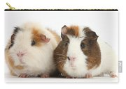 Two Guinea Pigs Carry-all Pouch