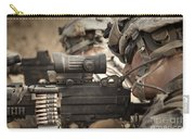 U.s. Army Rangers In Afghanistan Combat Carry-all Pouch