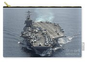 Uss Abraham Lincoln Transits The Indian Carry-all Pouch