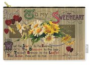 Valentines Day Card, 1910 Carry-all Pouch