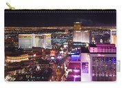 Vegas Strip At Night Carry-all Pouch