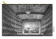Venice: Teatro La Fenice Carry-all Pouch
