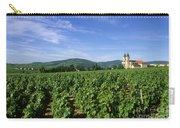 Vineyard. Regnie-durette. Beaujolais Wine Growing Area. Departement Rhone. Region Rhone-alpes. Franc Carry-all Pouch