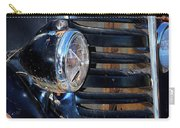 Vintage Car Grill Carry-all Pouch