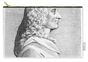 Voltaire (1694-1779) Carry-all Pouch