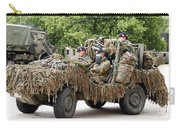 Vw Iltis Jeeps Used By Scout Or Recce Carry-all Pouch