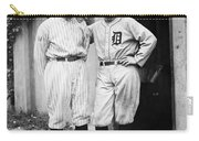 Walter Johnson (1887-1946) Carry-all Pouch by Granger