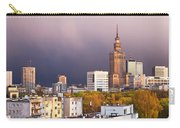 Warsaw Cityscape Carry-all Pouch