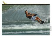 Water Skiing Magic Of Water 28 Carry-all Pouch