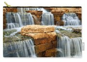 Waterfall Carry-all Pouch by Elena Elisseeva