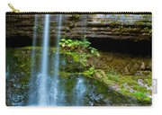 Waterfall In Deep Forest Carry-all Pouch