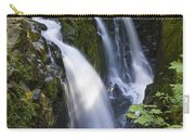 Waterfalls Of Sol Duc River, Olympic Carry-all Pouch