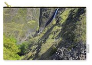 Waterfalls Of Table Mountain Carry-all Pouch