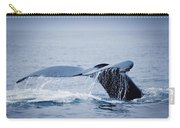 Whales Fluke Carry-all Pouch