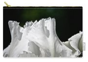 White Perfection Carry-all Pouch