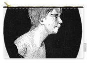 Wild Boy Of Aveyron Carry-all Pouch