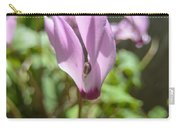 Wild Cyclamen Carry-all Pouch