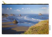 Wildflowers And Rock Formations Along Carry-all Pouch