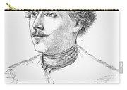 Wilhelm Mueller (1794-1827) Carry-all Pouch