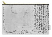 William Blake (1757-1827) Carry-all Pouch