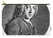 William Pitt (1708-1778) Carry-all Pouch