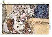 Wilson Cartoon, 1913 Carry-all Pouch