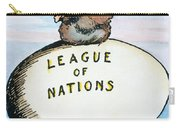 Wilson: League Of Nations Carry-all Pouch by Granger