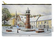 Winter In Twyn Square Carry-all Pouch