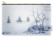 Winter On The Moor Carry-all Pouch