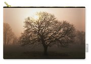 Winter Tree On A Frosty Morning, County Carry-all Pouch