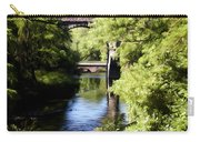 Wissahickon Creek  Carry-all Pouch