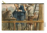Witch Trial: Execution, 1692 Carry-all Pouch by Granger