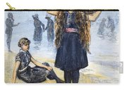 Womens Fashion, 1886 Carry-all Pouch