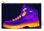 X-ray Of A Hiking Boot Carry-all Pouch
