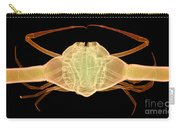 X-ray Of Deep Water Crab Carry-all Pouch
