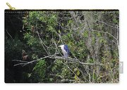 Yellow-crowned Night-heron Carry-all Pouch