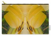 Yellow Fantasy Carry-all Pouch