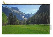 Yosemite Meadow Carry-all Pouch