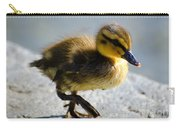 Young Duck Carry-all Pouch