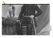 Zachary Taylor (1784-1850) Carry-all Pouch