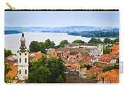 Zemun Rooftops In Belgrade Carry-all Pouch