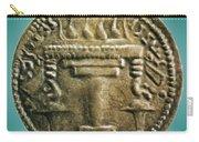 Zoroastrian Fire Altar Carry-all Pouch