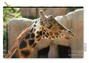 Baringo Giraffe Carry-all Pouch