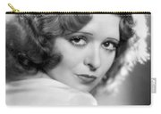 Clara Bow (1905-1965) Carry-all Pouch