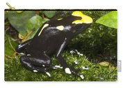 Dyeing Poison Frog Carry-all Pouch