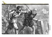Henry Hudson (d. 1611) Carry-all Pouch